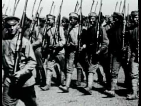 История Красной Армии (часть 1)