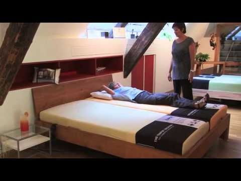 firmenportrait betten schweizer youtube. Black Bedroom Furniture Sets. Home Design Ideas