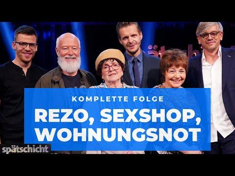 Spätschicht im Juni: Schroeder über Rezo, Martin Franks Wohnungsnot, christlicher Sexshop