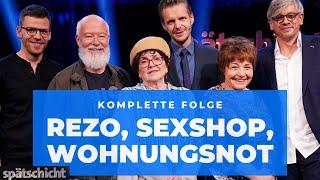 Spätschicht vom 14.06.2019 mit Florian, Martin, Bill, Alice, Anka und Mathias