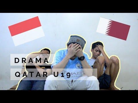 Indonesia Vs Qatar U19 (5-6 ) L AFC U19 2018 L Reaction