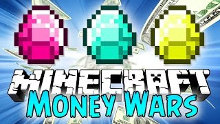 "Minecraft: ""FARMING KILLS!"" MONEY WARS #10 (Epic Mini-Game)"