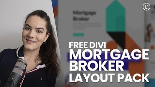 Get a FREE Mortgage Broker Layout Pack