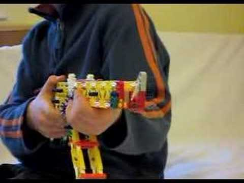 knex gun instructions step by step