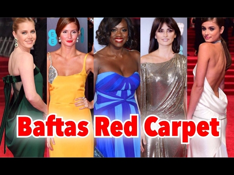 FUMI'S FASHION POLICE, THE BAFTAS, 2017 RED CARPET REVIEW