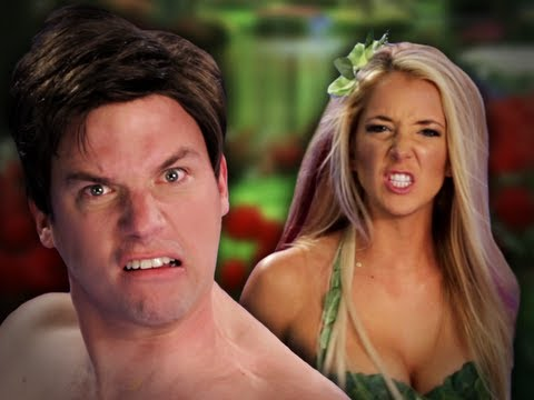 Adam vs Eve. Epic Rap Battles of History