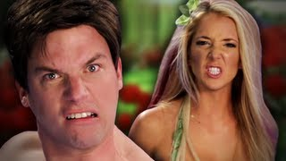 Repeat youtube video Adam vs Eve. Epic Rap Battles of History Season 2