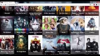 TOP 5 sites to WATCH movies online | FOR FREE 2017
