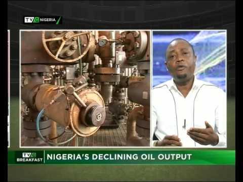 Nigeria's Declining Oil Outcome