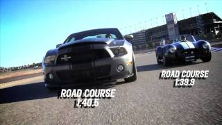 Hot Rod Magazine took the two best Shelby vehicles of all time, the...
