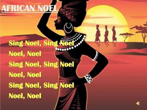 African Noel lyrics