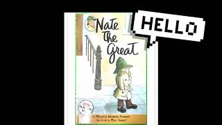 [영어동화] #1. Nate the great (52p…