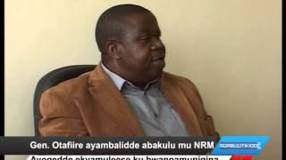 Gen. Otafiire ayamba lidde abakulu mu NRM thumbnail