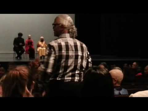Dance Theatre Of Harlem with Carmen de Lavallade and Leo Holder discussion on Geoffrey Holder