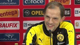Pressekonferenz: Erfolgreiche Rückkehr für Thomas Tuchel | Mainz 05 - BVB 0:2