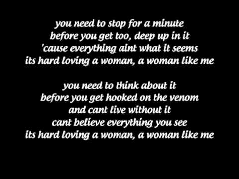 Beyonce - Woman like me with lyrics