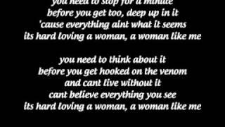 Beyonce - Woman like me with lyrics