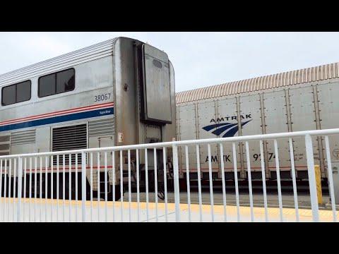 Tom Was Here - The Auto Train - Lorton, VA to Sanford, FL - October 2017