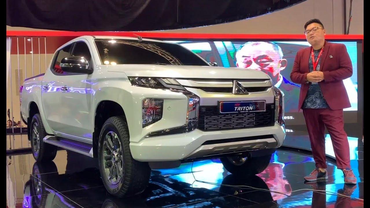 Mitsubishi Triton 2019 Price 2019 Mitsubishi Triton Changes