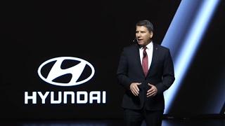 2018 Accent World Premiere Live at CIAS2017 Hyundai Canada