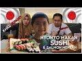 Nyonyo Makan Sushi - Republik Dendy Channel
