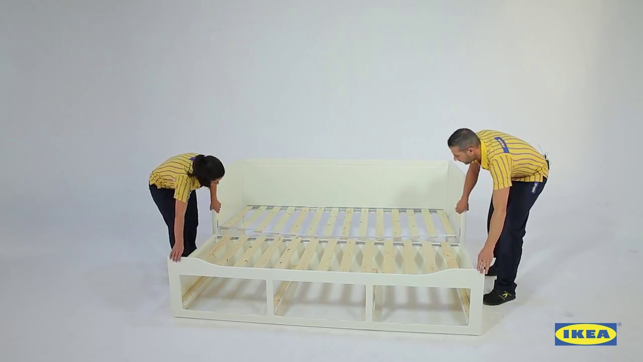 Instrucciones montaje ikea div n hemmes youtube - Ikea coste montaje ...