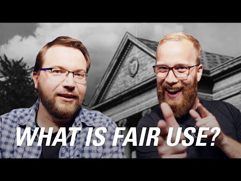 Fair Use & Entertainment Law