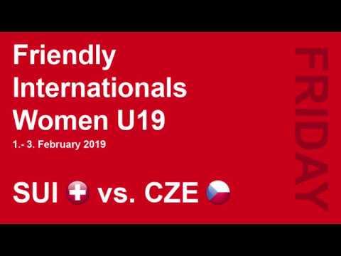 U19 Länderspiel