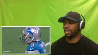 Lions vs. Cowboys | NFL Week 16 Game Highlights | Reaction