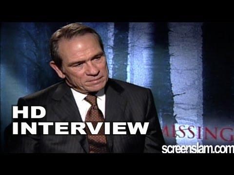 """The Missing: Tommy Lee Jones """"Samuel Jones"""" Exclusive Interview   ScreenSlam"""