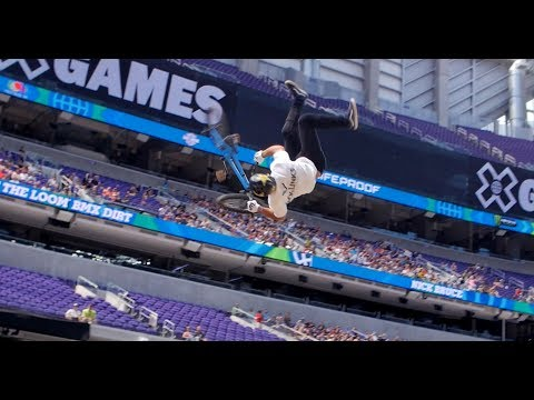 X GAMES 2017 - BMX DIRT FINALS