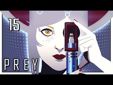 Let's Play Prey (2017) Blind Part 15 - Golden Filaments  [Prey 2017 PC Gameplay]