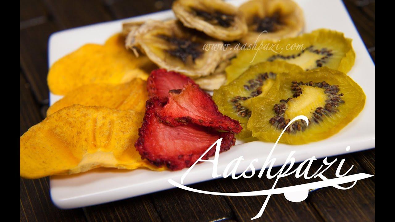 how to make homemade dried fruit