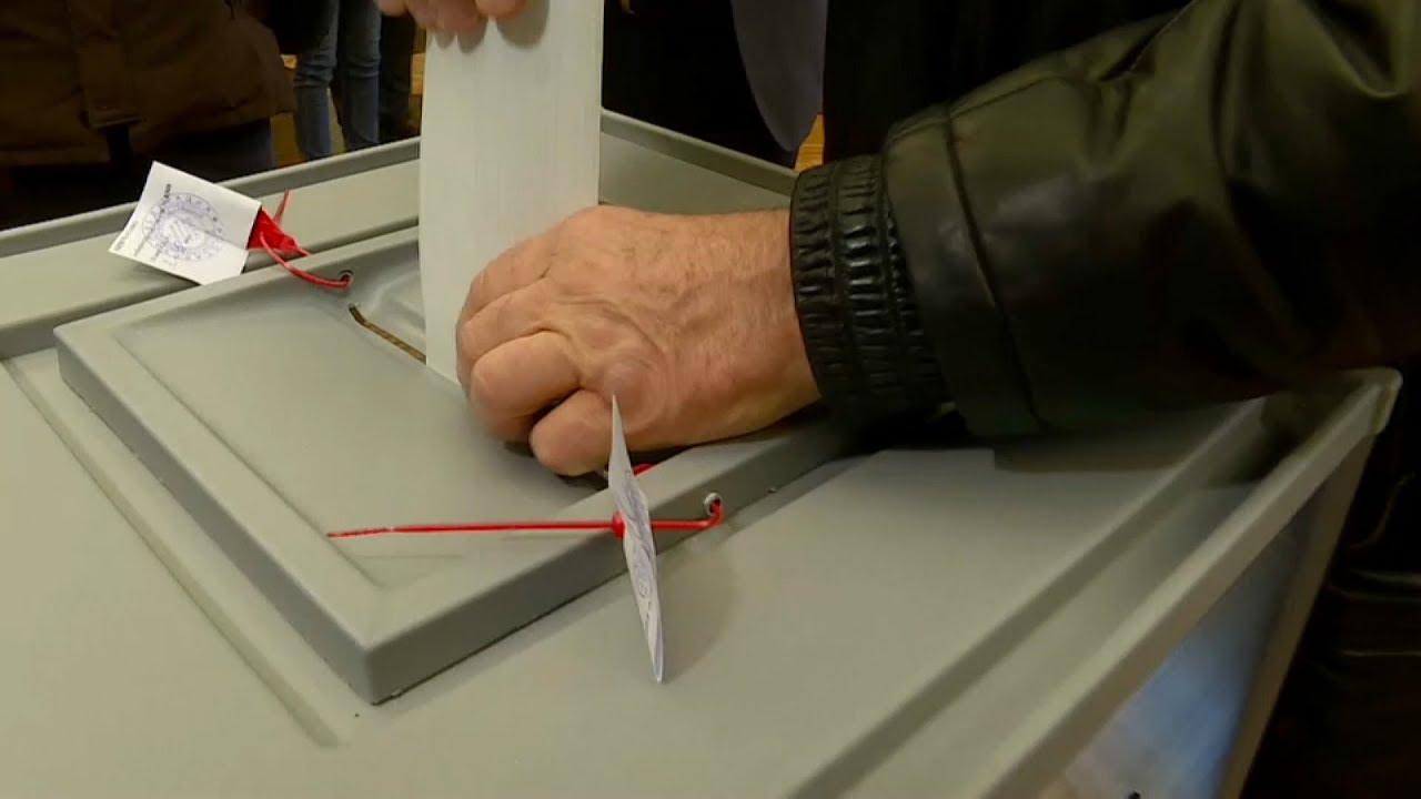 Голосуют все: кто выбирал президента России