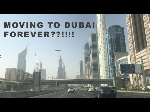 MOVING TO DUBAI - MY FIRST VLOG IN ENGLISH!!!