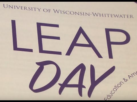 LEAP DAY - February 29, 2016