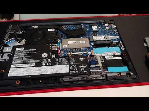 레노버 아이디어 패드 S340-15API R5 IPS  SSD 추가 확장하는 법