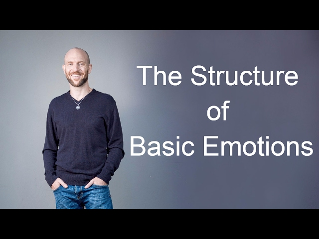 The Structure of Basic Emotions