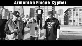 Armenian Emcee Cypher 2014 (Official Video)