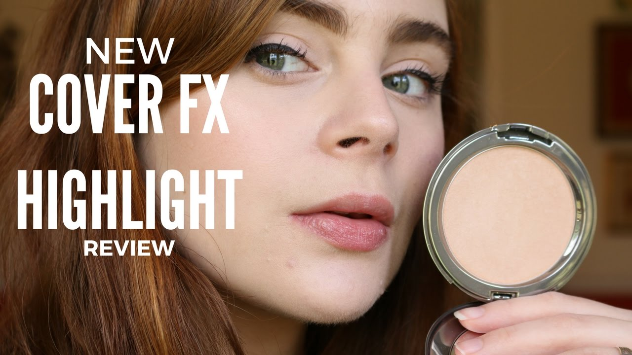 cover fx the perfect light highlighting powder review. Black Bedroom Furniture Sets. Home Design Ideas