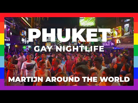 Gay Travel Guide Phuket. Gay Thailand. (Patong Beach).