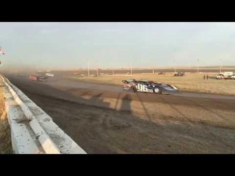7/2/2016 BMP Speedway heat (outside)