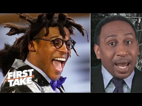 Cam Newton should get healthy and leave the Panthers - Stephen A. | First Take