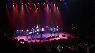 The Pogues On Stage With Shane MacGowan