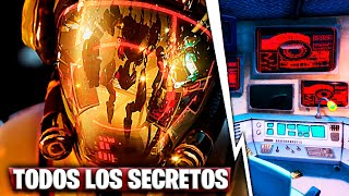Todos Los Secretos Del Evento Final Del Visitante Y El Bruto | Fortnite Battle Royale