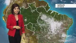 Previsão Norte – Mais temporais no Tocantins