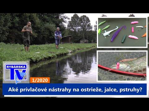 Rybárska Televízia 1/2020 from YouTube · Duration:  15 minutes 26 seconds