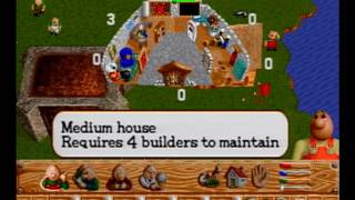 Baldies PS1 Gameplay