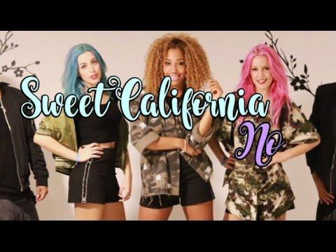 No Sweet California Letra Youtube