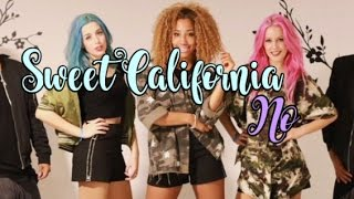 No- Sweet California {Letra}